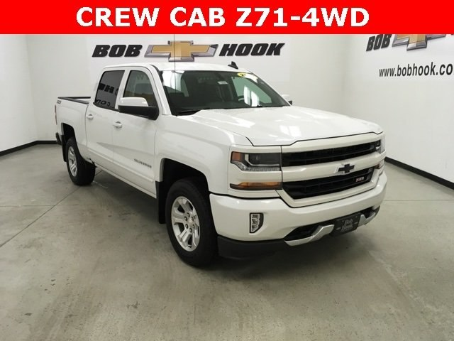 2018 Silverado 1500 Crew Cab 4x4,  Pickup #181006 - photo 3