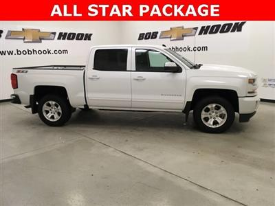 2018 Silverado 1500 Crew Cab 4x4,  Pickup #181006 - photo 4