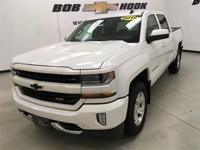 2018 Silverado 1500 Crew Cab 4x4,  Pickup #181006 - photo 1