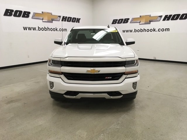 2018 Silverado 1500 Double Cab 4x4,  Pickup #181014 - photo 8