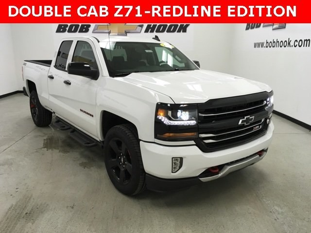 2018 Silverado 1500 Double Cab 4x4,  Pickup #181015 - photo 3