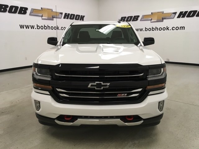 2018 Silverado 1500 Double Cab 4x4,  Pickup #181015 - photo 8
