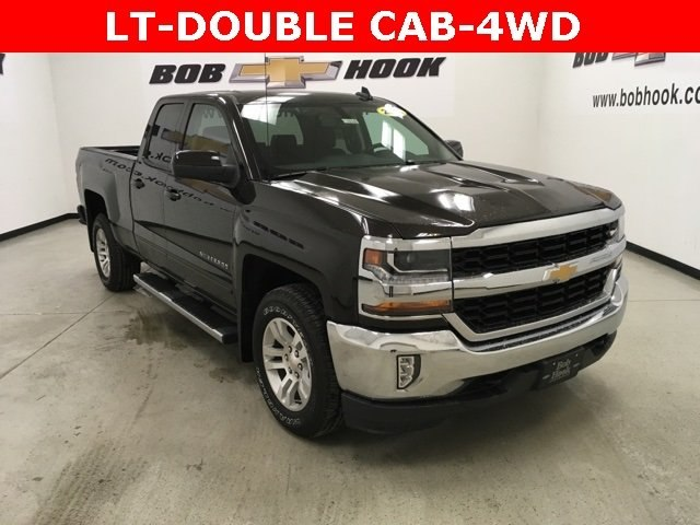 2018 Silverado 1500 Double Cab 4x4,  Pickup #181016 - photo 3