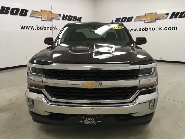 2018 Silverado 1500 Double Cab 4x4,  Pickup #181016 - photo 8