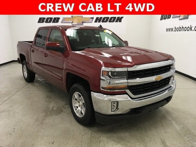 2018 Silverado 1500 Crew Cab 4x4,  Pickup #181020 - photo 3
