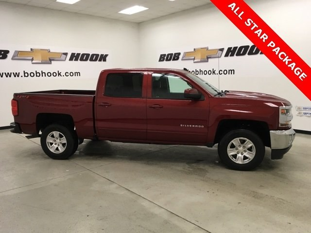 2018 Silverado 1500 Crew Cab 4x4,  Pickup #181020 - photo 4