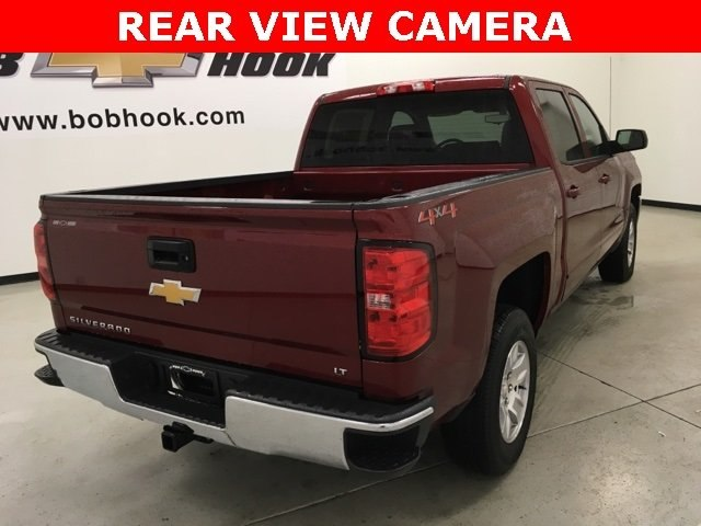2018 Silverado 1500 Crew Cab 4x4,  Pickup #181020 - photo 5