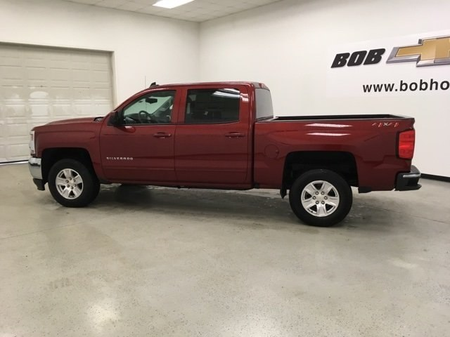 2018 Silverado 1500 Crew Cab 4x4,  Pickup #181020 - photo 7