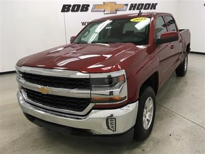 2018 Silverado 1500 Crew Cab 4x4,  Pickup #181020 - photo 1