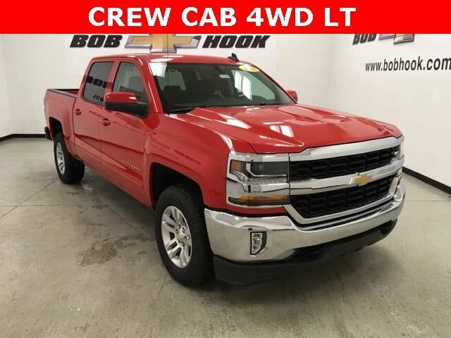 2018 Silverado 1500 Crew Cab 4x4,  Pickup #181022 - photo 3