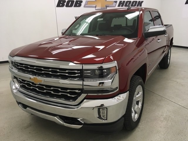 2018 Silverado 1500 Crew Cab 4x4,  Pickup #181034 - photo 1