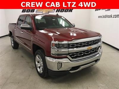 2018 Silverado 1500 Crew Cab 4x4,  Pickup #181034 - photo 3