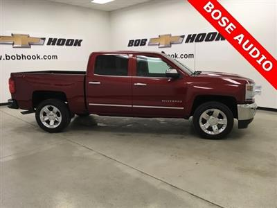 2018 Silverado 1500 Crew Cab 4x4,  Pickup #181034 - photo 4