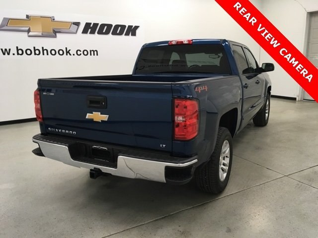 2018 Silverado 1500 Crew Cab 4x4,  Pickup #181036 - photo 2