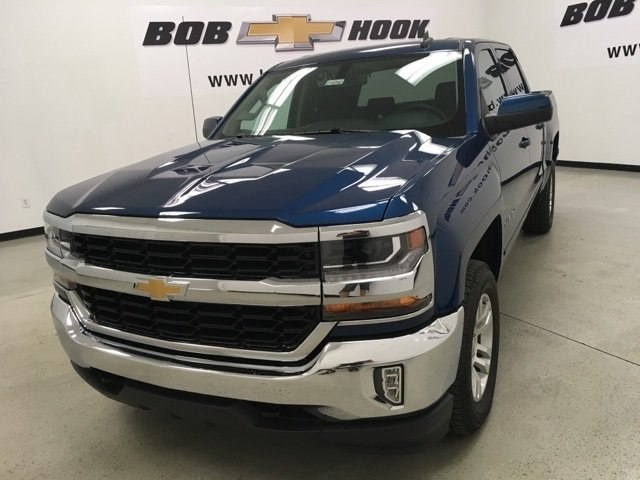 2018 Silverado 1500 Crew Cab 4x4,  Pickup #181036 - photo 3