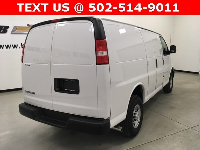 2018 Express 2500 4x2,  Empty Cargo Van #181045 - photo 5