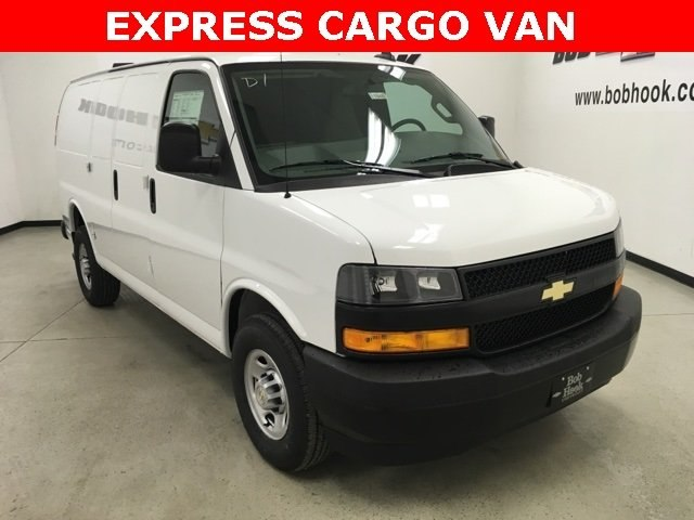 2018 Express 2500 4x2,  Empty Cargo Van #181048 - photo 3