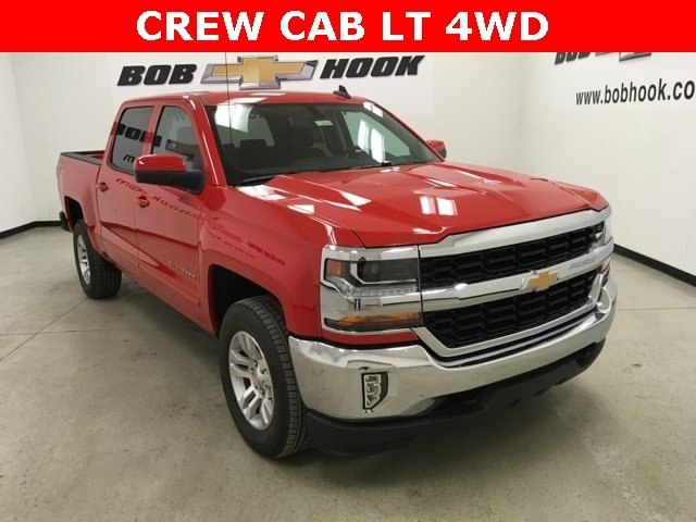 2018 Silverado 1500 Crew Cab 4x4,  Pickup #181063 - photo 3