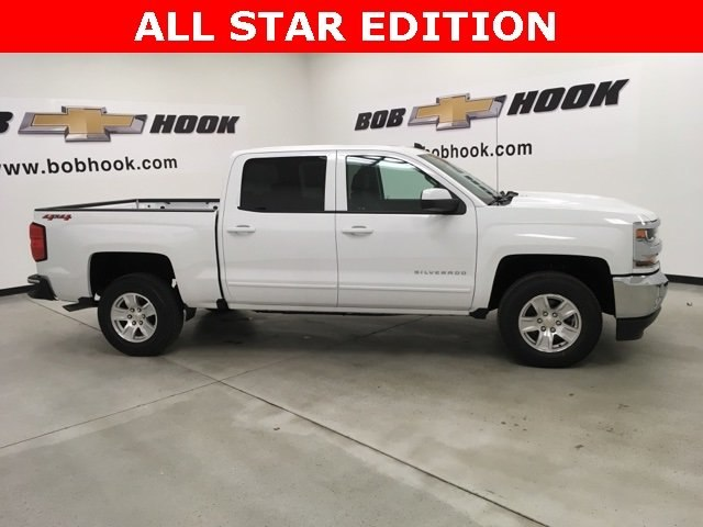 2018 Silverado 1500 Crew Cab 4x4,  Pickup #181089 - photo 5