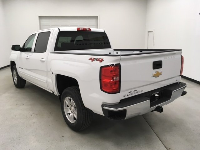 2018 Silverado 1500 Crew Cab 4x4,  Pickup #181089 - photo 4