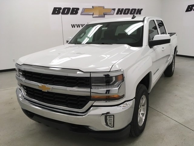 2018 Silverado 1500 Crew Cab 4x4,  Pickup #181089 - photo 3