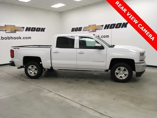 2018 Silverado 1500 Crew Cab 4x4,  Pickup #181097 - photo 4