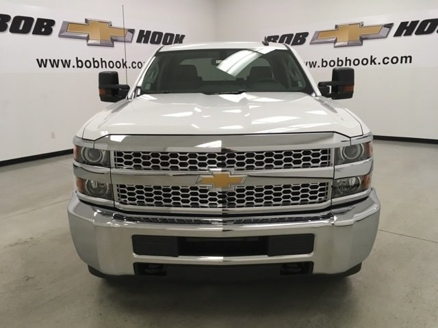 2019 Silverado 2500 Crew Cab 4x4,  Pickup #190013 - photo 8
