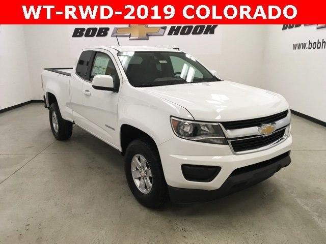 2019 Colorado Extended Cab 4x2,  Pickup #190027 - photo 3