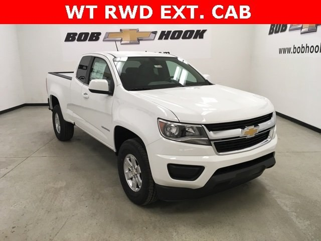 2019 Colorado Extended Cab 4x2,  Pickup #190030 - photo 3