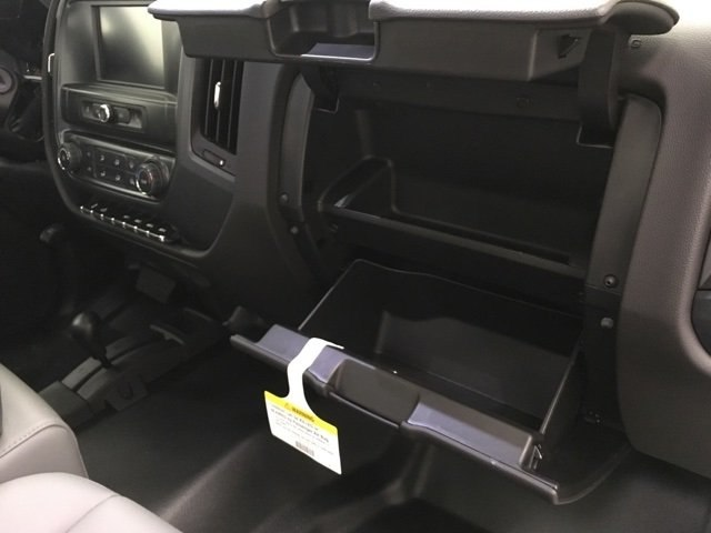 2019 Silverado 3500 Regular Cab DRW 4x4,  Reading Service Body #190034 - photo 12