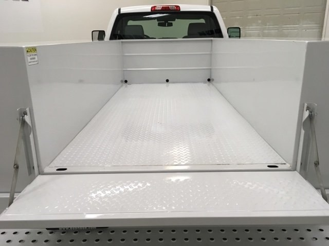 2019 Silverado 3500 Regular Cab DRW 4x4,  Reading Service Body #190034 - photo 14