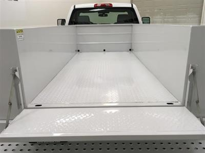 2019 Silverado 3500 Regular Cab DRW 4x4,  Reading SL Service Body #190034 - photo 14