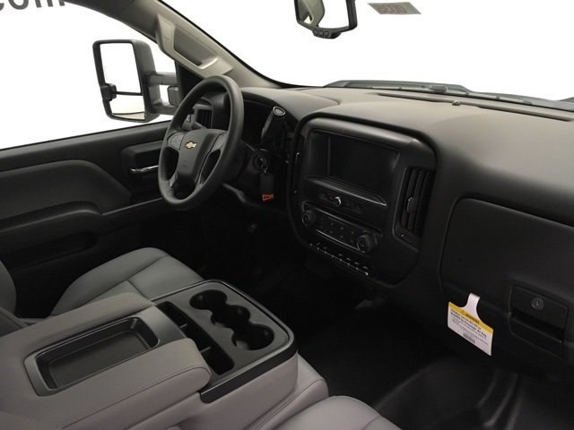 2019 Silverado 3500 Regular Cab DRW 4x2,  Knapheide Platform Body #190035 - photo 10