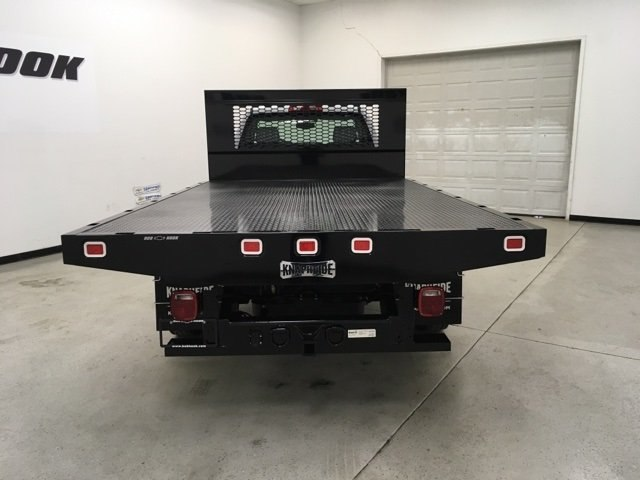 2019 Silverado 3500 Regular Cab DRW 4x2,  Knapheide Platform Body #190035 - photo 4