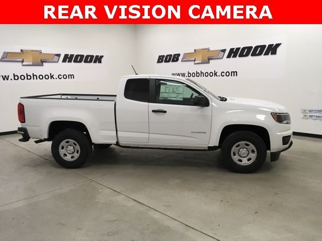 2019 Colorado Extended Cab 4x2,  Pickup #190036 - photo 4