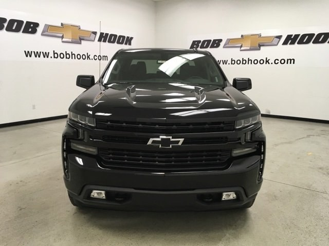 2019 Silverado 1500 Crew Cab 4x4,  Pickup #190046 - photo 8