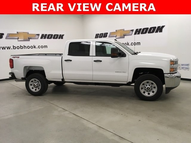 2019 Silverado 2500 Crew Cab 4x4,  Pickup #190069 - photo 4