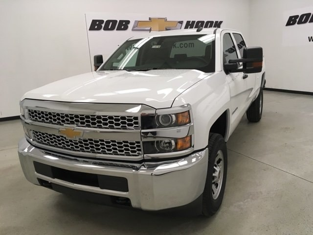 2019 Silverado 2500 Crew Cab 4x4,  Pickup #190070 - photo 1
