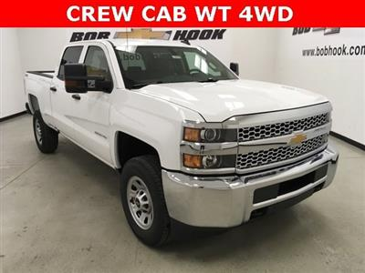 2019 Silverado 2500 Crew Cab 4x4,  Pickup #190070 - photo 3