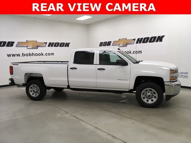 2019 Silverado 2500 Crew Cab 4x4,  Pickup #190075 - photo 4