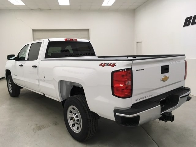 2019 Silverado 2500 Crew Cab 4x4,  Pickup #190075 - photo 2