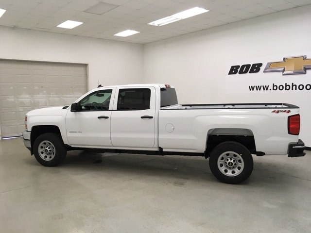 2019 Silverado 2500 Crew Cab 4x4,  Pickup #190075 - photo 7