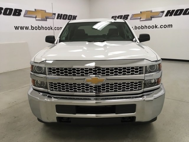 2019 Silverado 2500 Crew Cab 4x4,  Pickup #190075 - photo 8