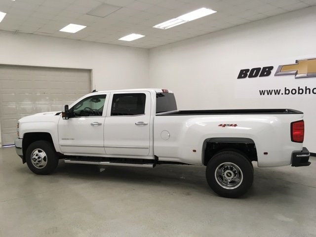 2019 Silverado 3500 Crew Cab 4x4,  Pickup #190076 - photo 7