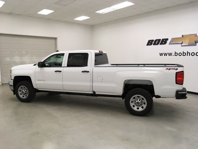 2019 Silverado 2500 Crew Cab 4x4,  Pickup #190078 - photo 7