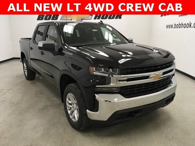 2019 Silverado 1500 Crew Cab 4x4,  Pickup #190085 - photo 3