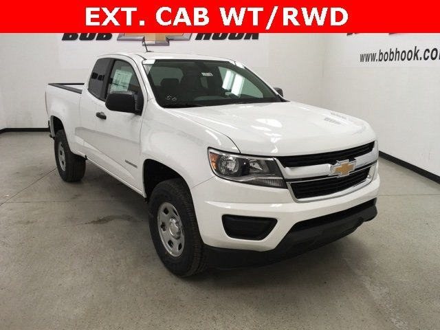 2019 Colorado Extended Cab 4x2,  Pickup #190118 - photo 3