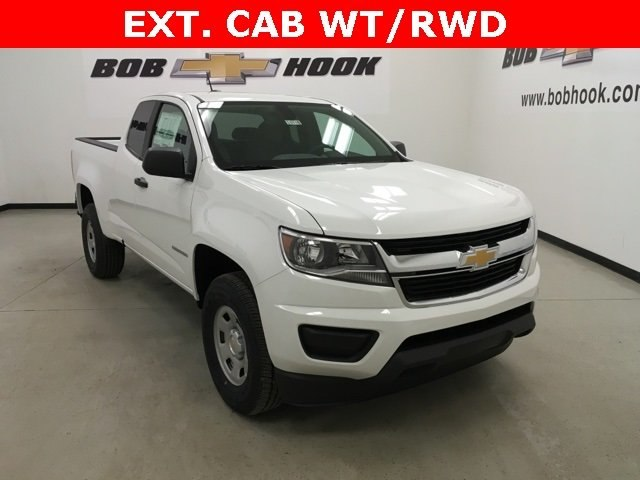 2019 Colorado Extended Cab 4x2,  Pickup #190119 - photo 3