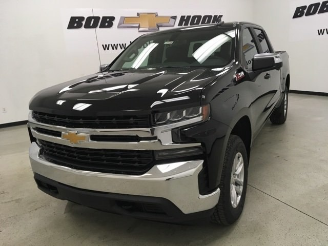 2019 Silverado 1500 Crew Cab 4x4,  Pickup #190132 - photo 7