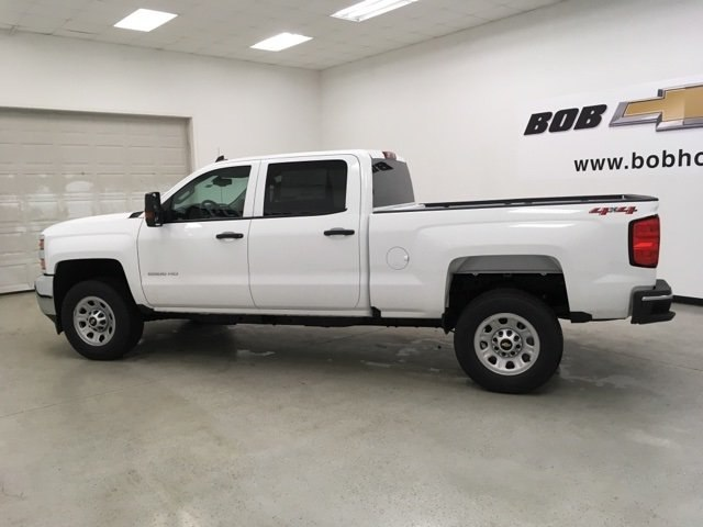 2019 Silverado 2500 Crew Cab 4x4,  Pickup #190146 - photo 7